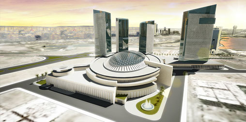 Mixed-Use Development, Jeddah