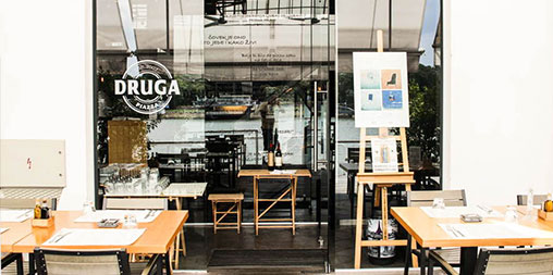 Restaurant Druga Piazza, Belgrade