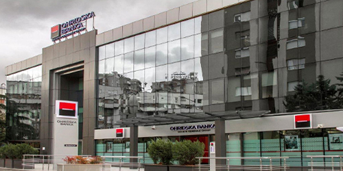Ohridska Banka Head Office, Skopje