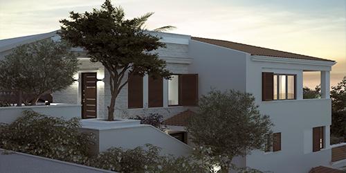 Residential Villa Krasici, Tivat