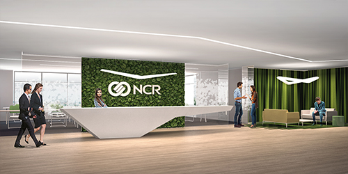 NCR Corporation Office, Belgrade