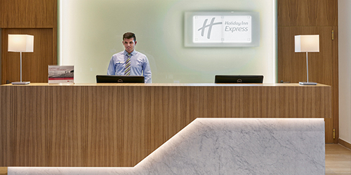 Holiday Inn Express, Belgrade