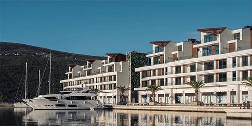 Marina Apartments, Portonovi, Herceg Novi