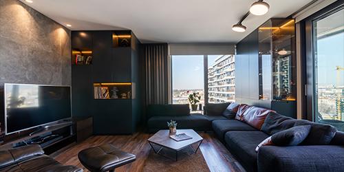 Apartment in Belgrade Waterfront, Belgrade