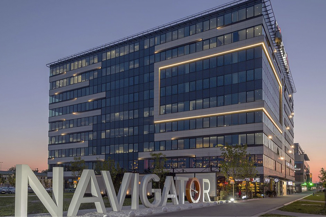 Navigator Business Center, Belgrade