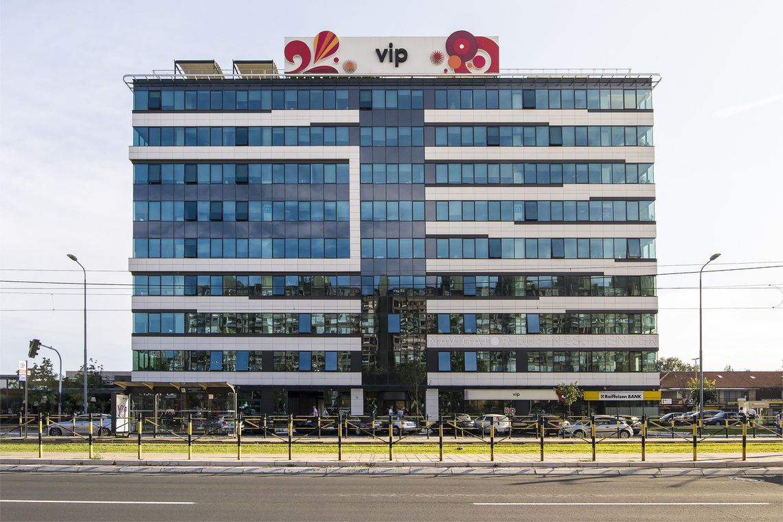 Navigator Business Center, Belgrade