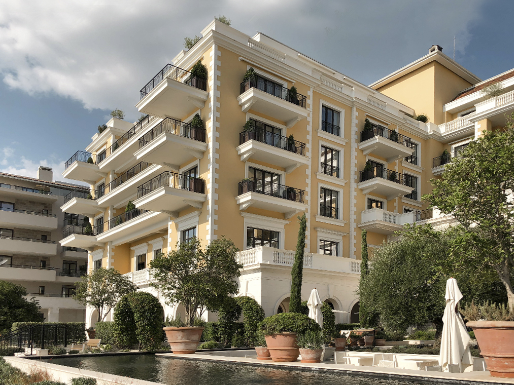 Regent Hotel, Tivat