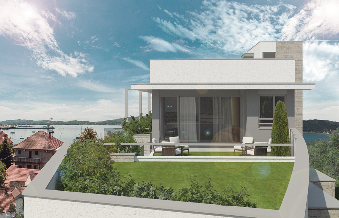 Residential Building, Tivat