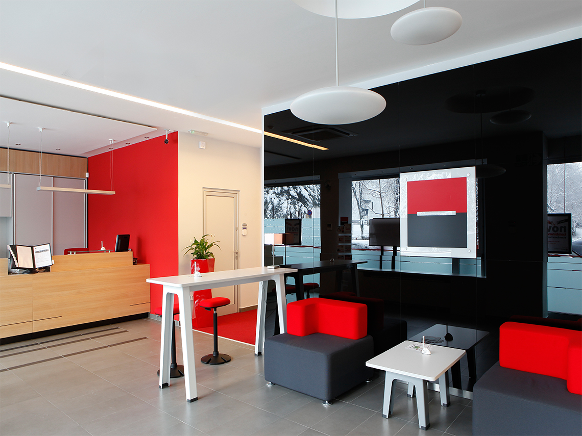 Societe Generale Offices, Serbia