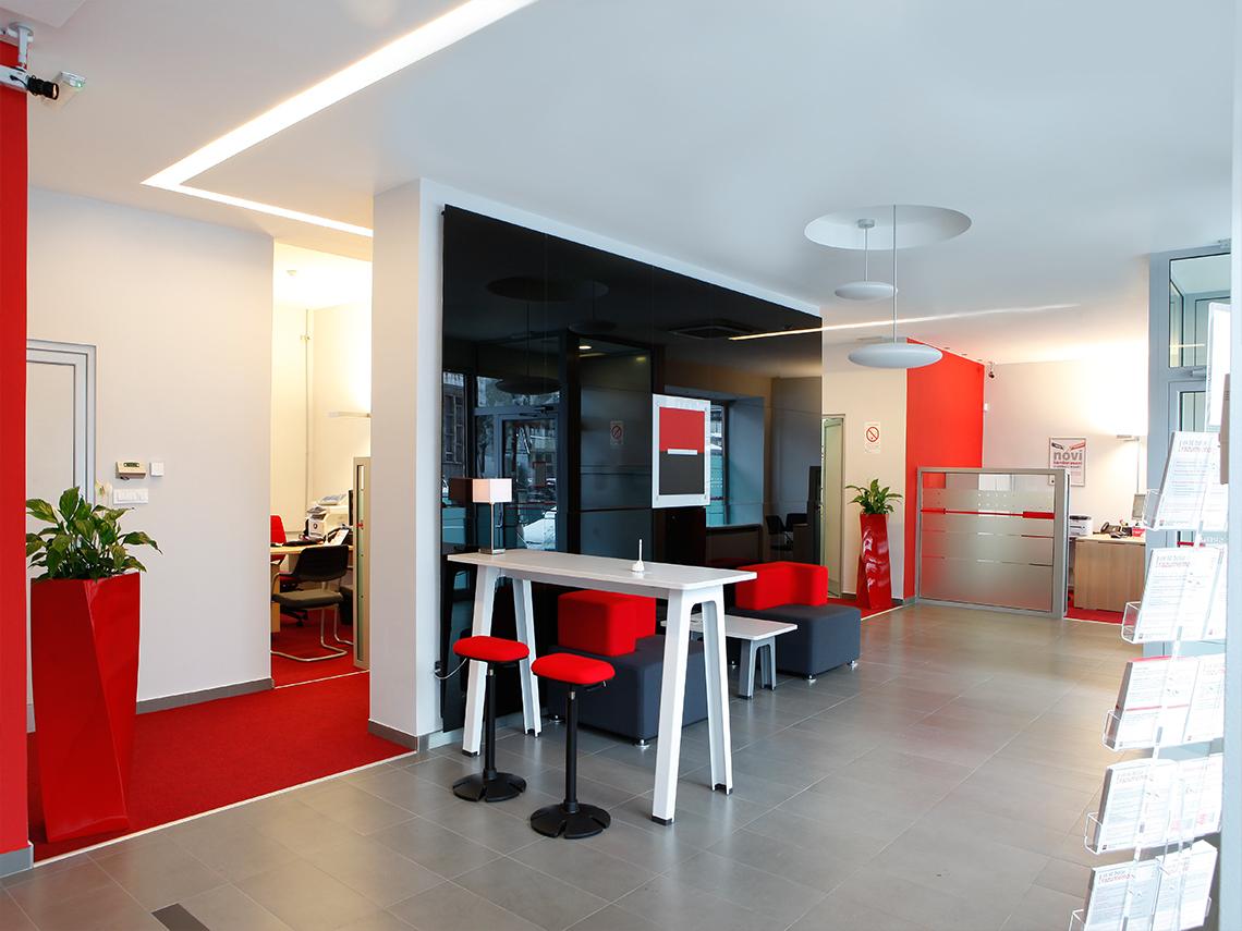 Societe Generale Offices, Serbia
