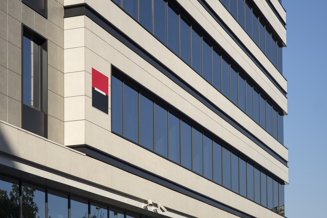 Societe Generale Head Office Building, Belgrade
