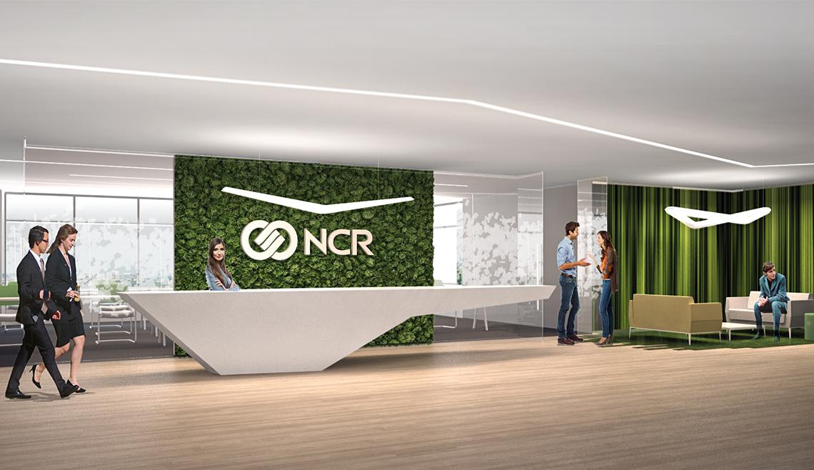 NCR Corporation Office, Belgrade